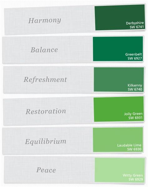 popular shades of green mossy green sherwin williams paint colors 2017