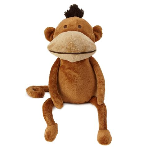 this is plush instant gratification monkey plush wait but why store