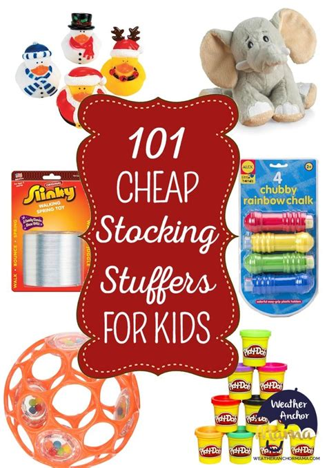 stocking stuff awesome christmas stocking stuffer ideas for kids