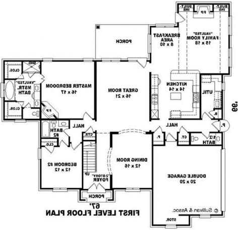 stone homes floor plans house plan fascinating stone house plans cottage images