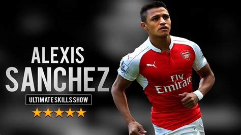 alexis sanchez goals video alexis sanchez goals skills 2016 2017 hd youtube