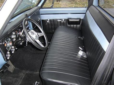 1970 chevy c10 bench seat chevy truck bench seat ideas ideas for my next project