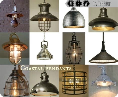 Coastal Lighting by New In The Shop Coastal Pendants