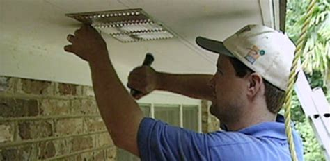 How to Calculate Attic Vent Area Needed When Adding Soffit