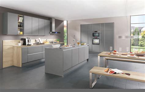Stosa Kitchen by La Cuisine Grise Une Tendance Lumineuse Inspiration