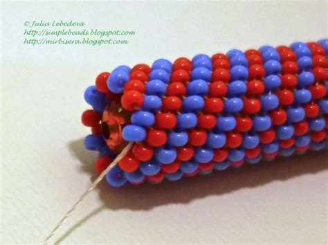 seed bead stitching techniques 2912 best bdwrk images on beadwork and
