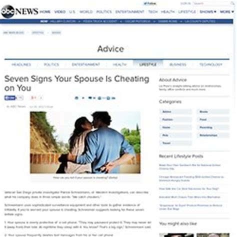 7 Signs Your Spouse Is by Relationships Family Pearltrees
