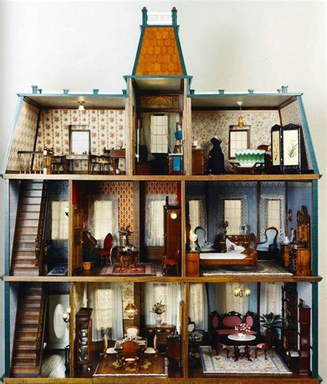 decorate doll house dollhouse decorating miniature decorating idaes furniture accesories