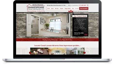 100 best home improvement websites web design from
