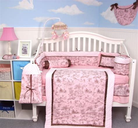 pink brown crib bedding pink crib bedding sets for a baby s nursery