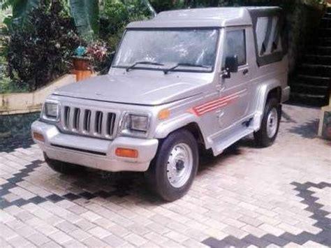 mahindra invader jeep mahindra invader kerala mitula cars