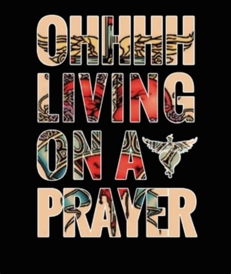 bon jovi livin on a prayer bon jovi livin on a prayer music pinterest prayer