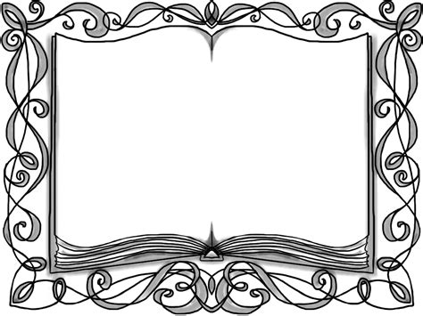 bookplate template word images