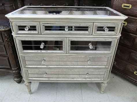 Horchow Mirrored Dresser by Horchow Neiman Dresden Mirrored Chest Of Drawers