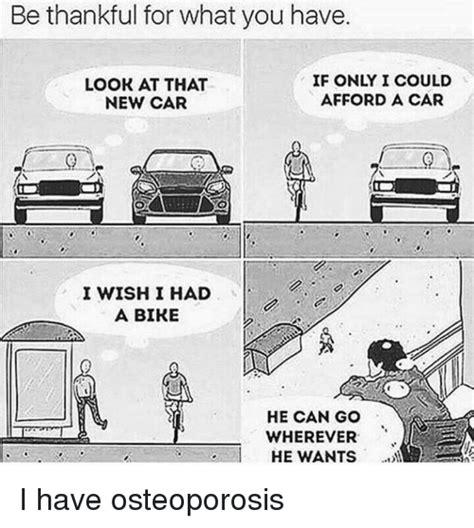 Osteoporosis Meme