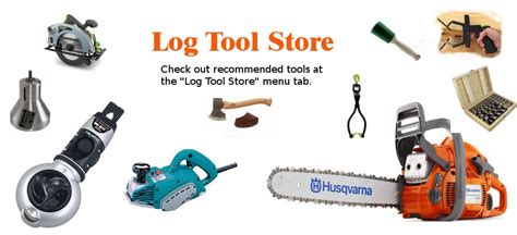 log home design tool build with logs