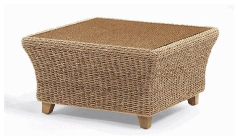 island way seagrass coffee table traditional coffee