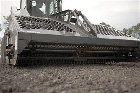 landscape rake attachment bobcat company