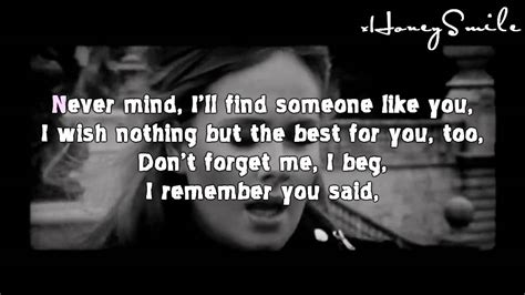 free download mp3 karaoke adele don t you remember someone like you adele karaoke youtube