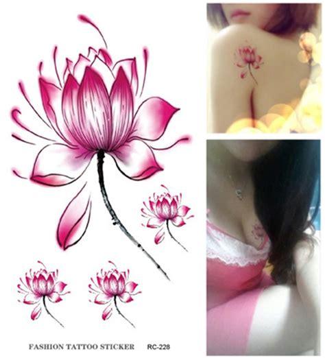 Flowers Bordir List high quality grosir bunga pola desain tato dari china bunga pola desain tato penjual