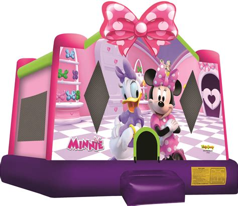 jump house rentals minnie premier inflatable bounce house rentals jumpers