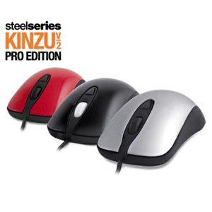 Steelseries Kinzu V2 Edition steelseries kinzu v2 pro edition review peripherals