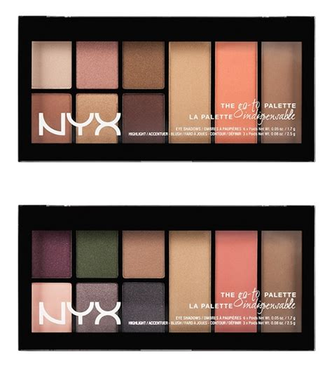 Nyx Go To Palette nyx go to palette for summer 2015 musings of a muse