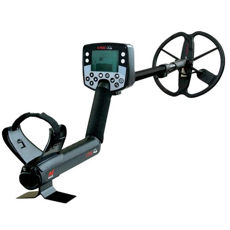 minelab e trac metal metal detector audio bundle serious