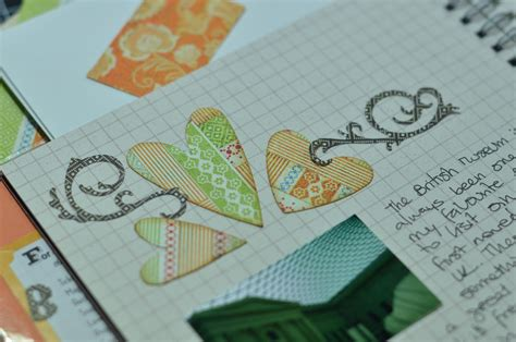 Different Patchwork Techniques - crafting ideas from sizzix uk more smash book the