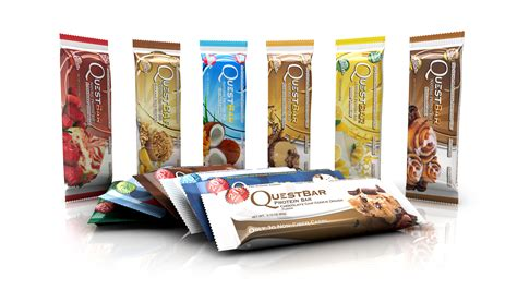 top rated protein bars quest for the best protein bar fitfluential