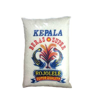 Beras Rojolele 5 Kg beras rojolele 5 kg citra utama sembako