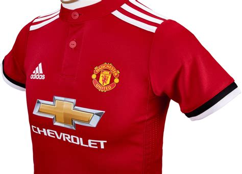 adidas manchester united adidas kids manchester united home mini kit 2017 18 man