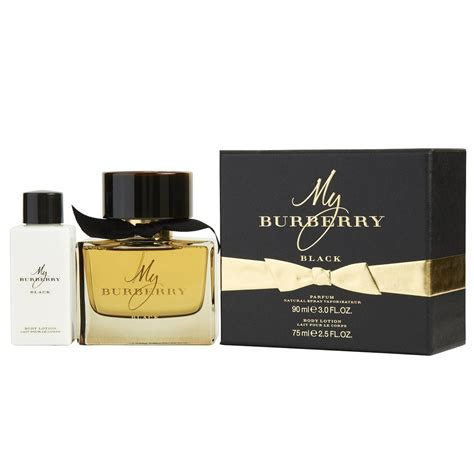Original Parfum Burberry My Burberry Black Gift Set Isi 3pcs my burberry black by burberry 90ml parfum 2 gift set perfume nz