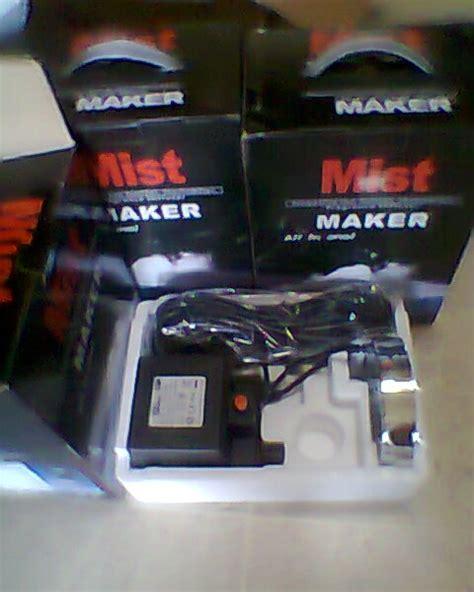 Mist Maker 12 Mata Powerup Mesin Kabut ultrasonic mist maker 12 mata