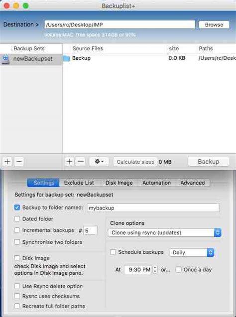 best software backup 14 best free mac backup software