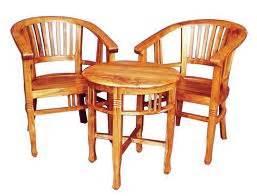 Kursi Betawi 1 Set kursi teras betawi jati jepara harga murah indahjati