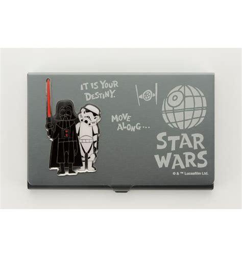 Wars Business Card Holder