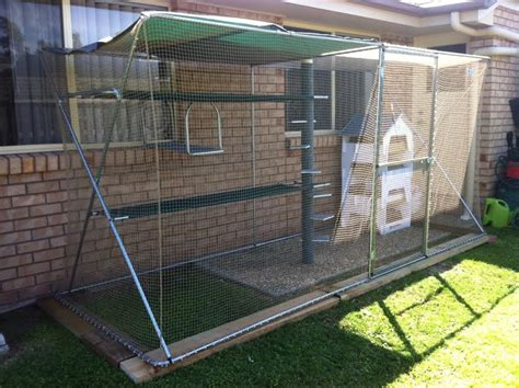 cat parks cat runs  cat enclosures perth cat hospital