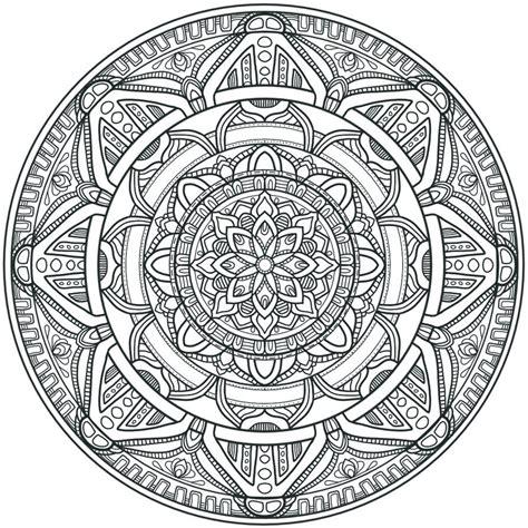 Bild Selber Malen 4485 by Die Besten 25 Mandalas To Color Ideen Auf