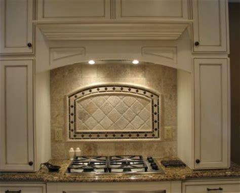 cooktop backsplash designs backsplash stove w wood vent kitchen