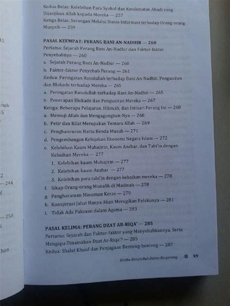 Buku 90 Nasihat Nabi Untuk Perempuan buku ketika rasulullah harus berperang pelajaran ibrah dan manfaat