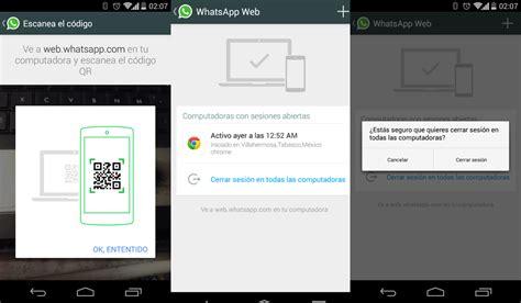 whats app web whatsapp web y llamadas 191 es esta su interfaz