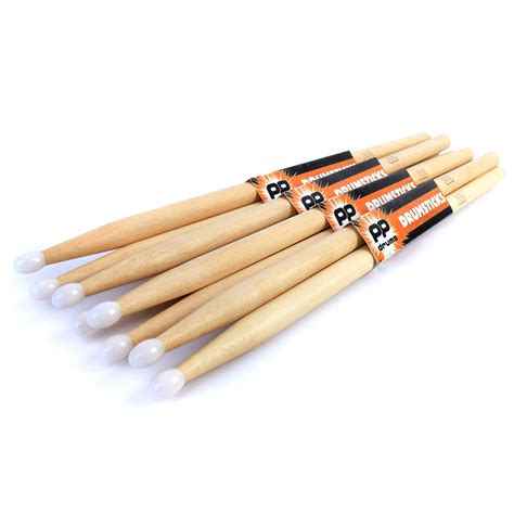 Stick Drum Rolling Maple 7 A 5a 5b 7a drum sticks 4 pairs of pp maple drumsticks wood tip ebay
