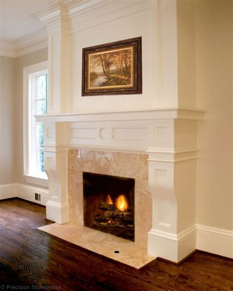 120 Best Marble And Granite Fireplace Surrounds Images On Marble Fireplace Facing