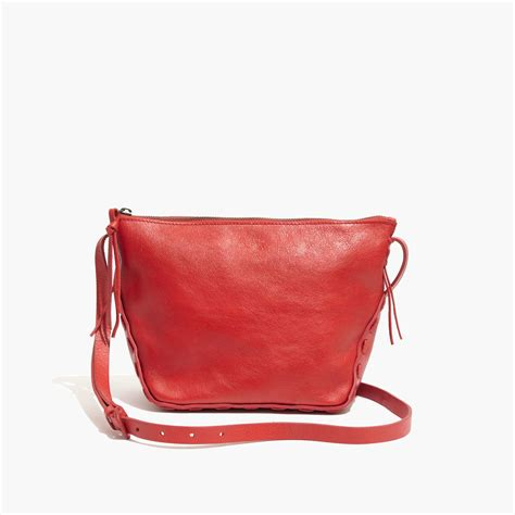 madewell the marin crossbody bag in lyst