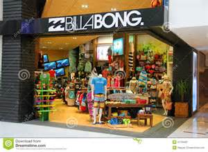 billabong retail outlet editorial photo image 41700991