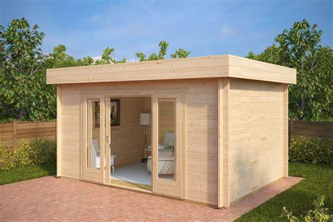 garten mit haus modern summer house jacob e 12m 178 44mm 4 4 x 3 2 m