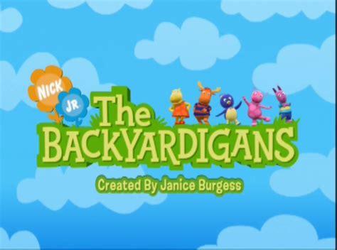 Backyardigans Logo The Backyardigans Logopedia Fandom Powered By Wikia