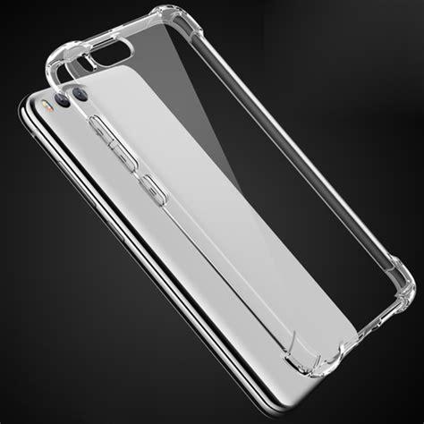 Softcase Anticrack Iphone 6 anti tpu silicone softcase for xiaomi mi6 transparent jakartanotebook