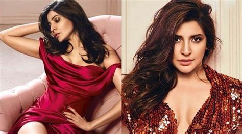Betty Goes Pretty For W Magazine by Anushka Sharma Goes Bold Beautiful And Backless In